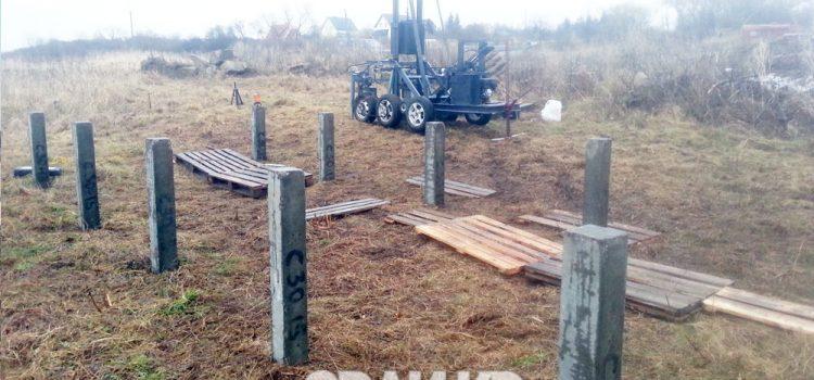 Новые работы по забивке свай в Калининграде и области